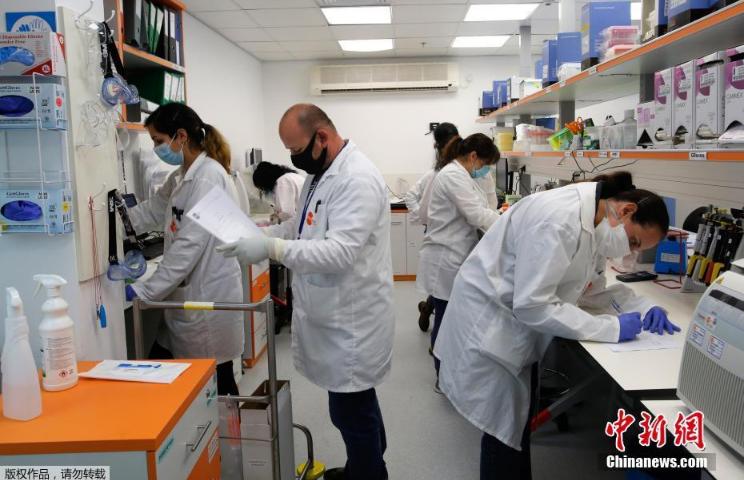 以色列医学公司研发新冠肺炎胎盘细胞疗法